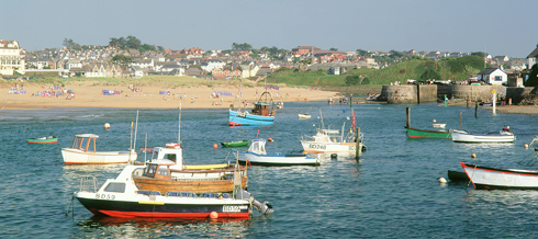 Photograph of Bude