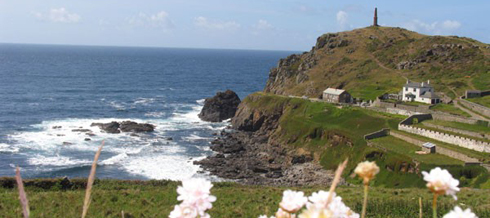 Photograph of Cape Cornwall