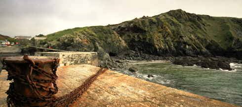 Photograph of Mullion Cove