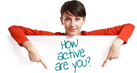 How Active Are You Get Active Cornwall
